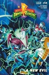 Mighty Morphin Power Rangers #54 CVR A