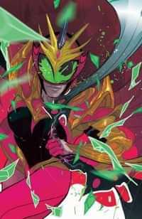 Power Rangers Drakkon New Dawn #3 Variant 10 Copy Ward