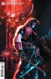 Red Hood Outlaw #49 CVR B Philip Tan