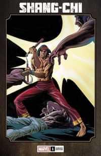 Shang-Chi #1 Variant Hidden Gem