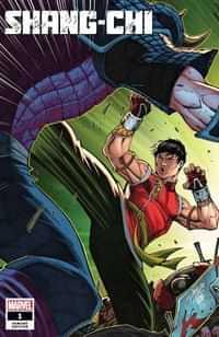 Shang-Chi #1 Variant Ron Lim
