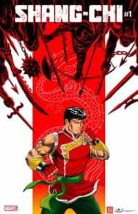 Shang-Chi #1 Variant Su