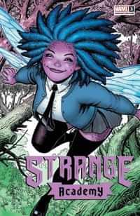 Strange Academy #3 Variant Adams Character Spotlight