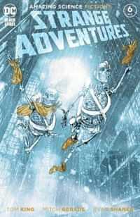 Strange Adventures #6 CVR A Mitch Gerads