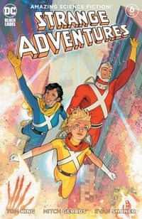 Strange Adventures #6 CVR B Evan Doc Shaner