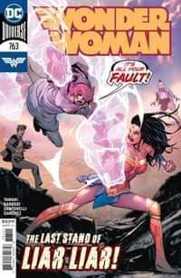 Wonder Woman #763 CVR A David Marquez