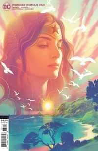Wonder Woman #763 CVR B Cardstock Joshua Middleton