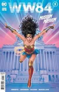 Wonder Woman 1984 One-Shot CVR A Nicola Scott