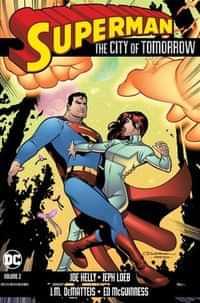 Superman TP the City Of Tomorrow V2