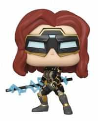 Funko Pop Marvel Avengers Game Black Widow