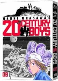 20th Century Boys GN Perfect Edition Urasawa