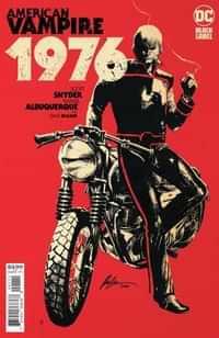 American Vampire 1976 #1 CVR A Rafael Albuquerque