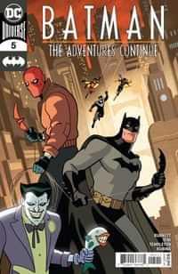 Batman The Adventures Continue #5 CVR A Paolo Rivera