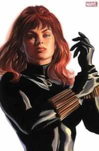Black Widow V10 #2 Variant Alex Ross Black Widow Timeless