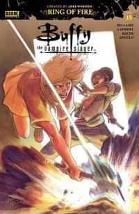 Buffy The Vampire Slayer #18 CVR A