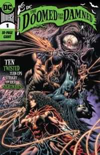 DC The Doomed And The Damned One-Shot