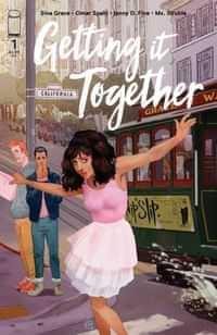 Getting It Together #1 CVR B Wada