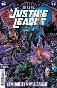 Justice League #54 CVR A Liam Sharp