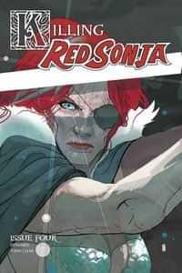 Killing Red Sonja #4 CVR A Ward