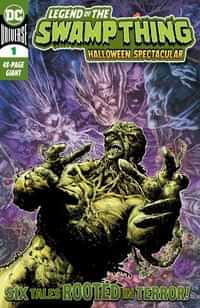 Legend Of The Swamp Thing Halloween Spectacular One-Shot