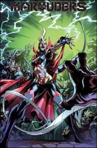 Marauders #13 Variant Randolph Hells Storm Horror