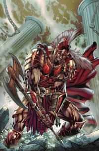 Myths and Legends Quarterly Ares #1 CVR A Vitorino