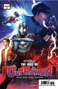 Rise Of Ultraman #2