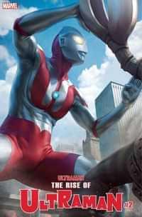 Rise Of Ultraman #2 Variant Artgerm