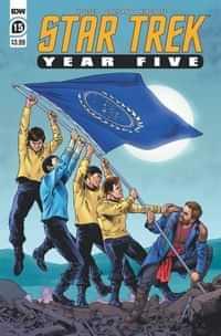 Star Trek Year Five #15