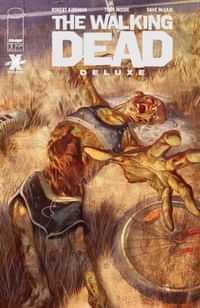 Walking Dead #1 Deluxe Edition CVR D Tedesco