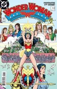 Wonder Woman #1 1987 Facsimile Edition