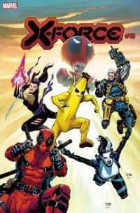 X-force #13 Variant Cassara Fortnite