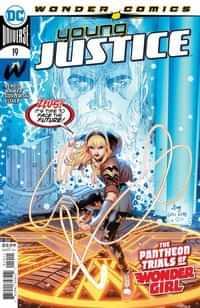 Young Justice #19 CVR A John Timms