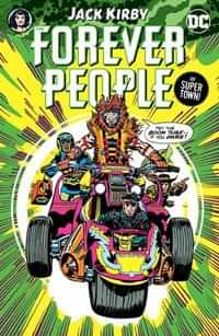 Forever People TP Jack Kirby