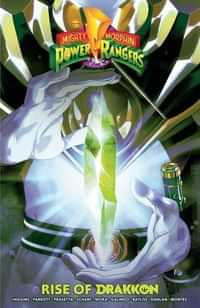Mighty Morphin Power Rangers TP Rise Of Drakkon