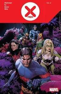 X-Men TP Jonathan Hickman V2