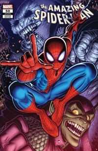 Amazing Spider-Man #50 Variant Adams