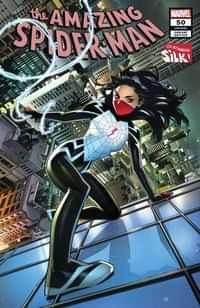 Amazing Spider-Man #50 Variant Ortega