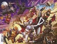 Avengers #37 Variant Brooks Fortnite Wraparound
