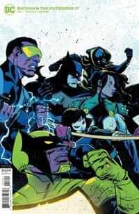 Batman And The Outsiders #17 CVR B Sanford Greene