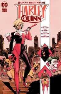 Batman White Knight Presents Harley Quinn #1 CVR A Sean Murphy