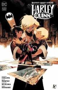 Batman White Knight Presents Harley Quinn #1 CVR B Matteo Scalera