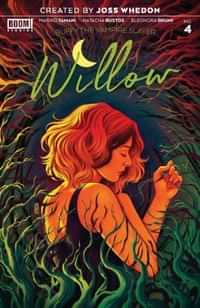 Buffy The Vampire Slayer Willow #4 CVR A