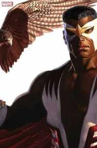 Captain America #24 Variant Alex Ross Falcon Timeless