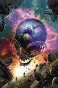 Conspiracy One-Shot Planet X CVR B Vitorino