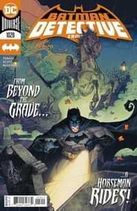 Detective Comics #1028 CVR A Kenneth Rocafort