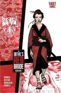 Devils Red Bride #1 CVR A Bivens