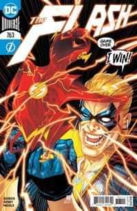 Flash #763 CVR A Bernard Chang