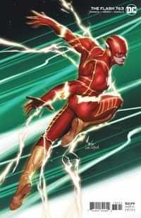 Flash #763 CVR B Inhyuk Lee