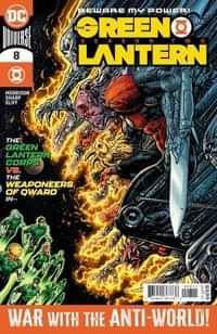 Green Lantern Season Two #8 CVR A Liam Sharp